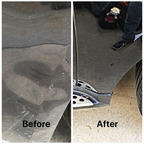Paintless Dent Repair Chesapeake VA