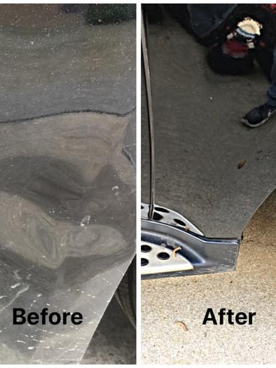 Paintless Dent Repair Services Virginia Beach