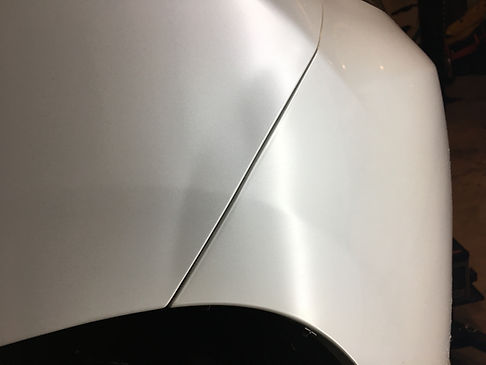 Paintless Dent Repair Work Richmond VA