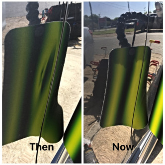 Paintless Dent Repair Hampton VA