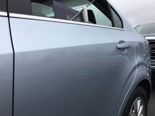 Paintless Dent Repair Norfolk VA