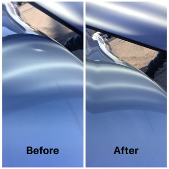 Paintless hail Repair Newport News VA