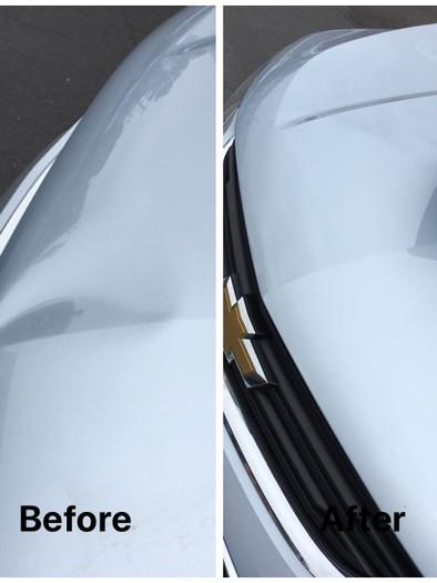 Paintless Dent Repair Services Norfolk VA
