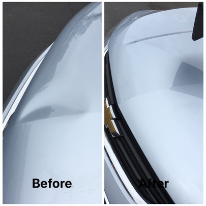 Paintless Dent Repair Colonial Heights  VA