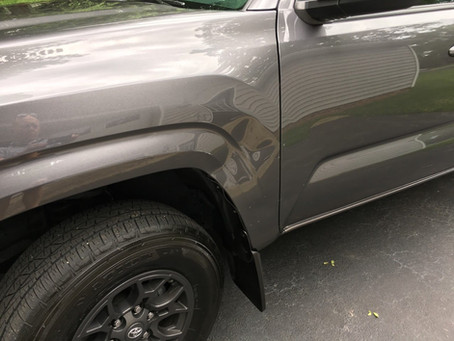 Dent Repair At Your Door Step