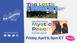 The Lotts & Mystic Peach