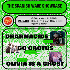 The Spanish Wave Showcase