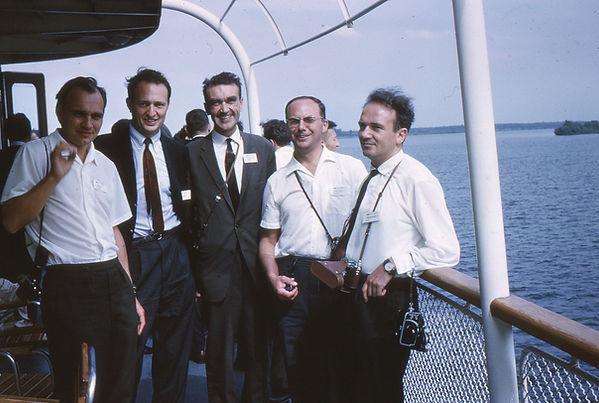 1963 Sept 10 Volga Loew, Lapostolle, Mon