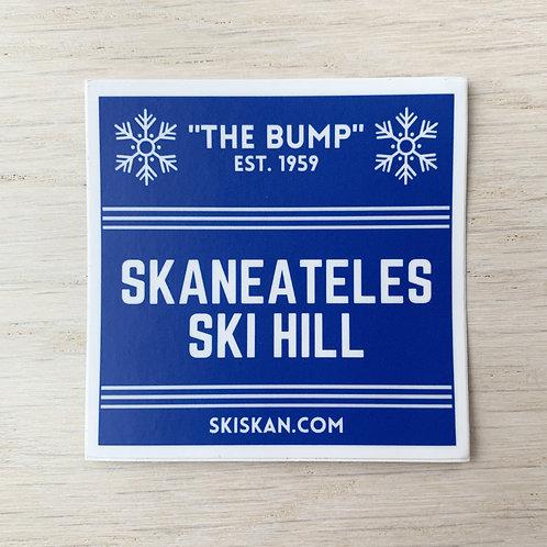 Skaneateles Ski Hill Sticker