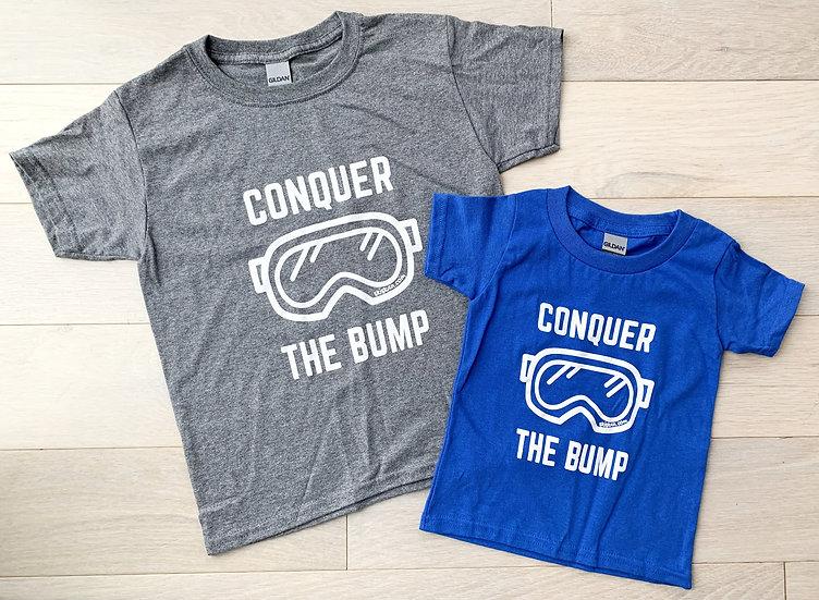 Conquer the Bump T-Shirt