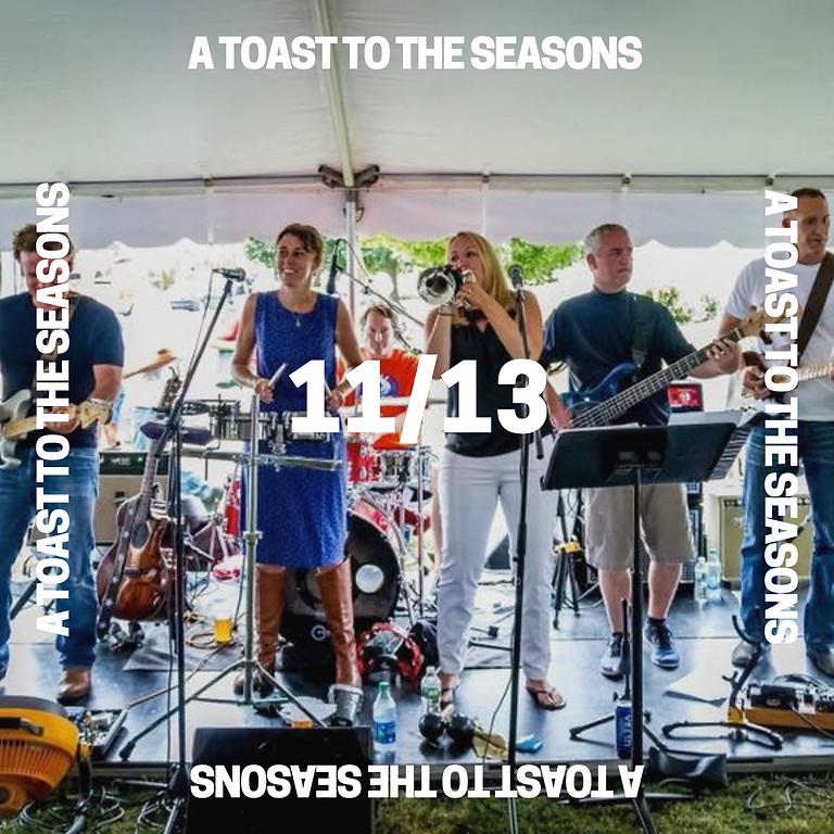 A Toast to the Seasons