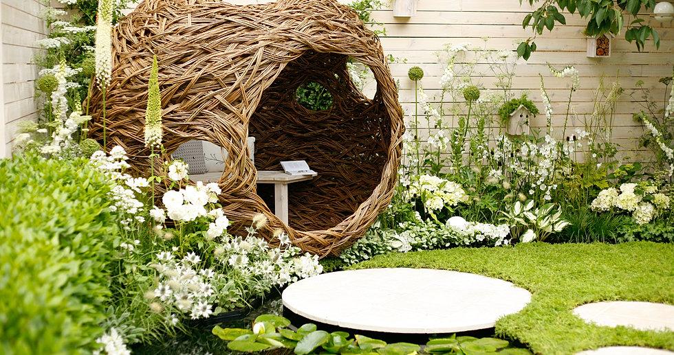 CouCou Design Garden Design Oxfordshire