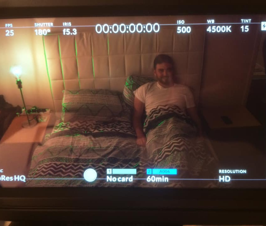 Filming Home