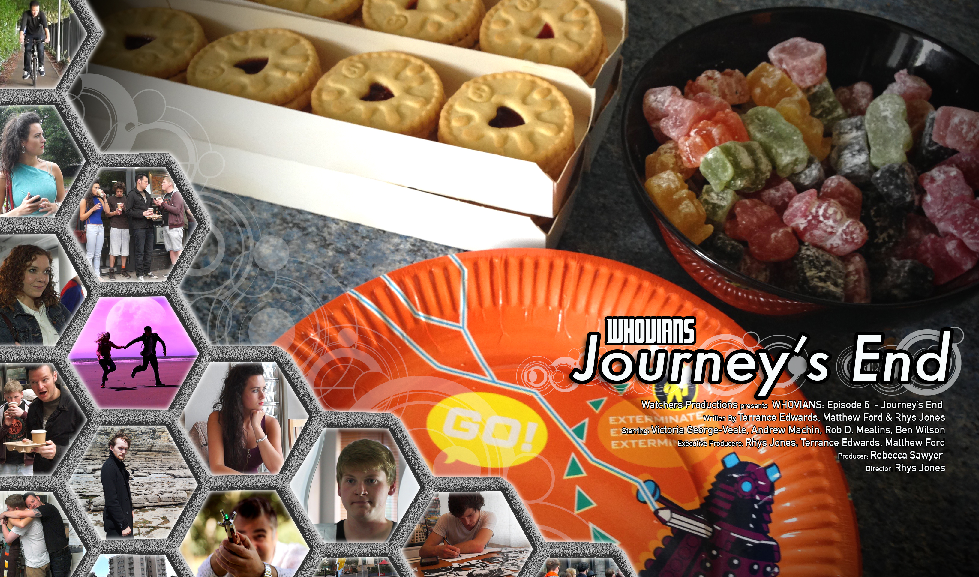 Episode 6 - Journey's End