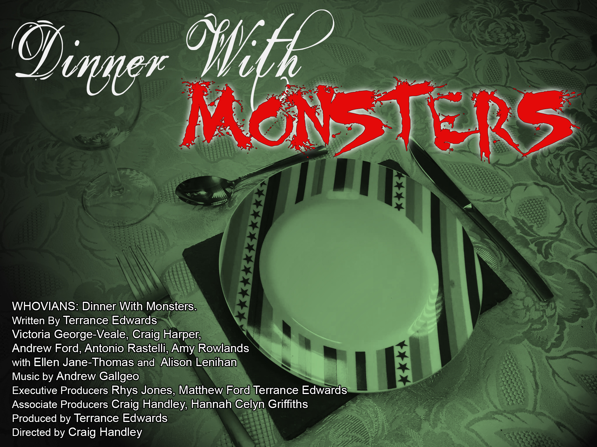 Episode 2.2 - Dinner With Monsters