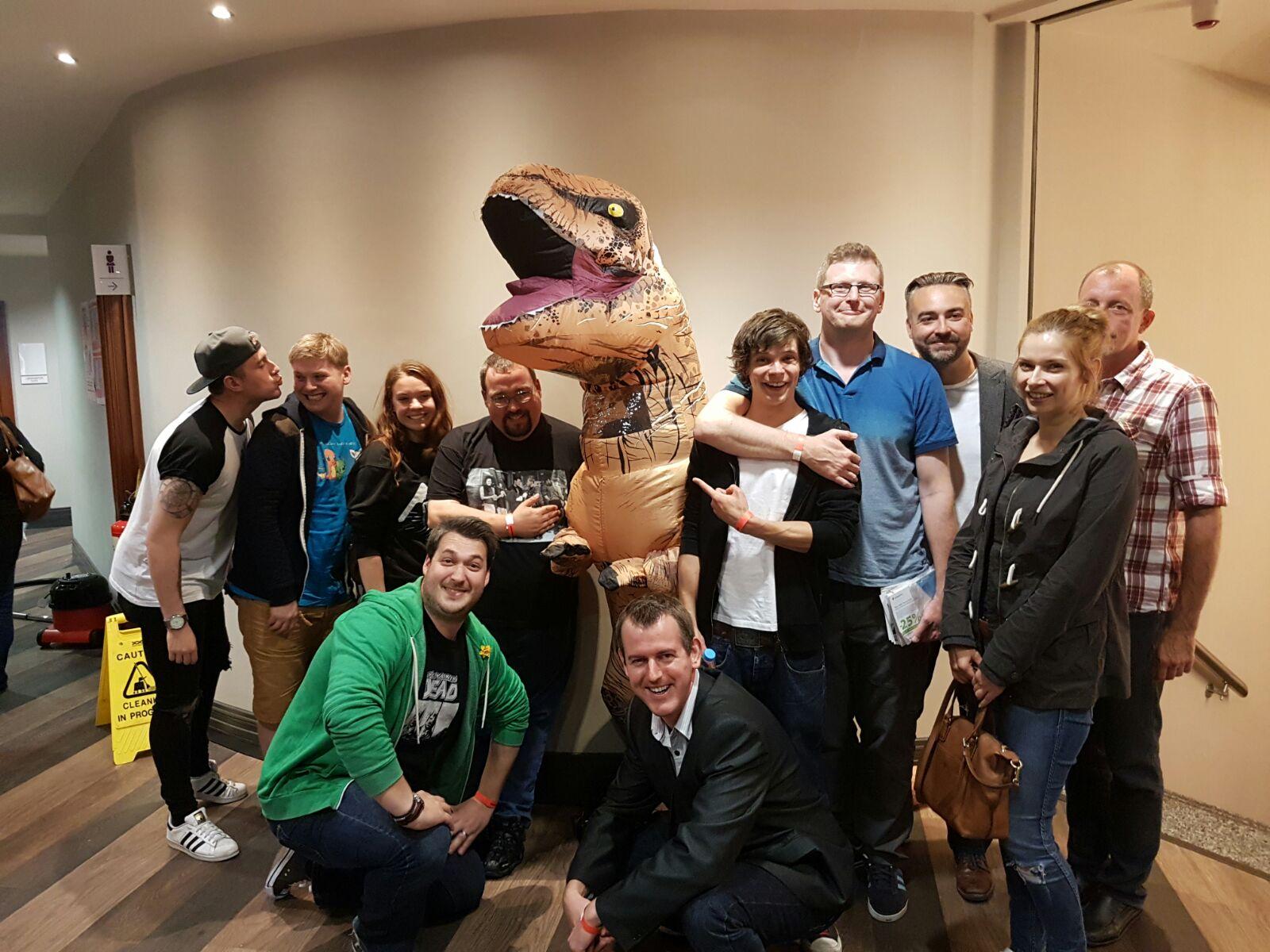 Cast & Crew Q&A Cardiff Anime Con
