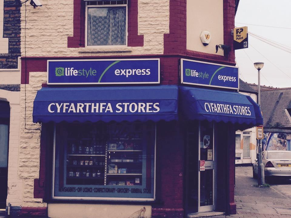 Cyfarthfa Stores