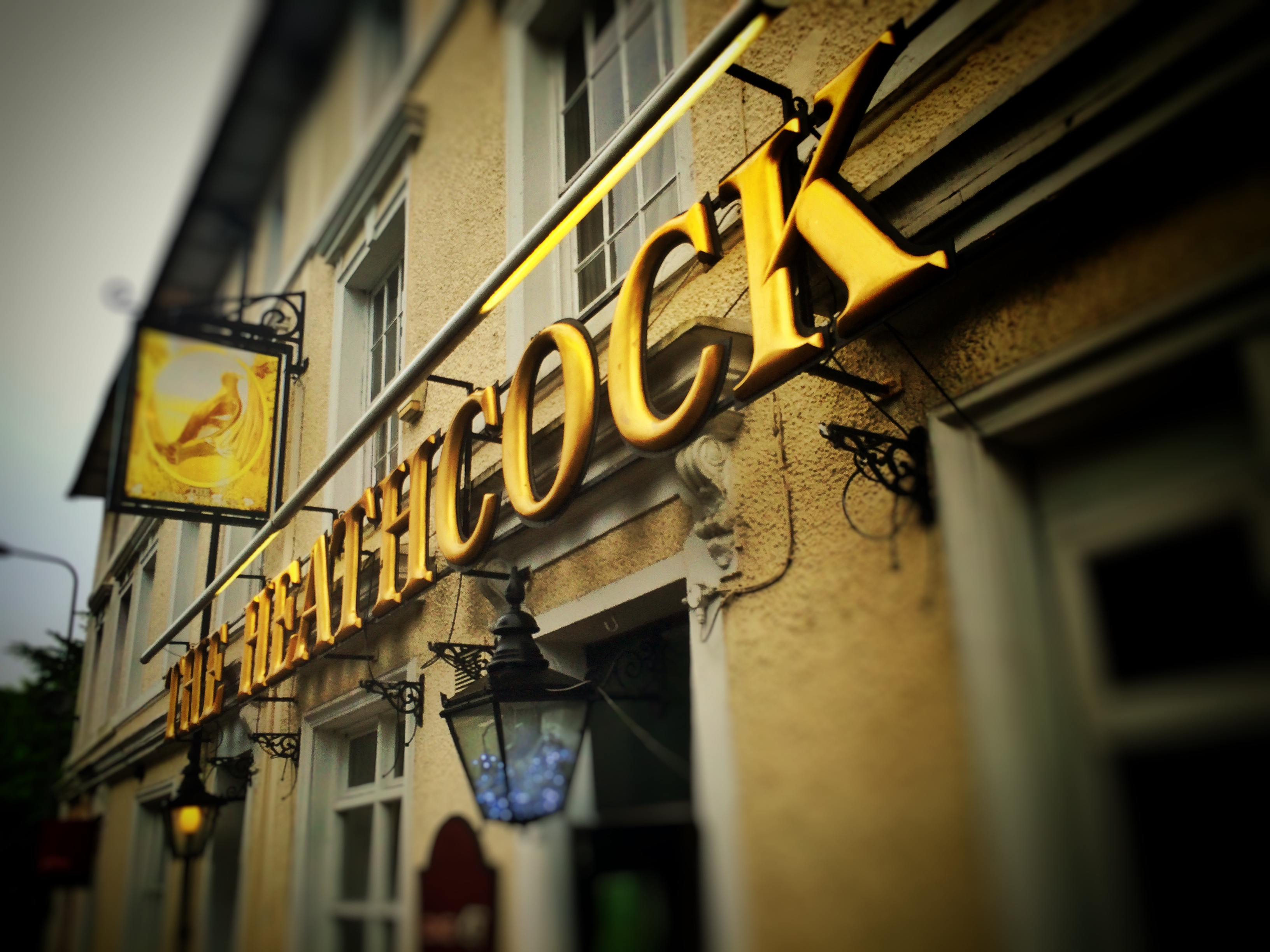 The Heathcock Pub
