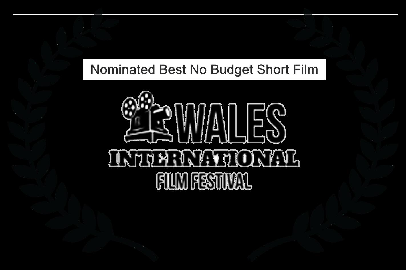 Nomination for Best no Budget Short Film 2020