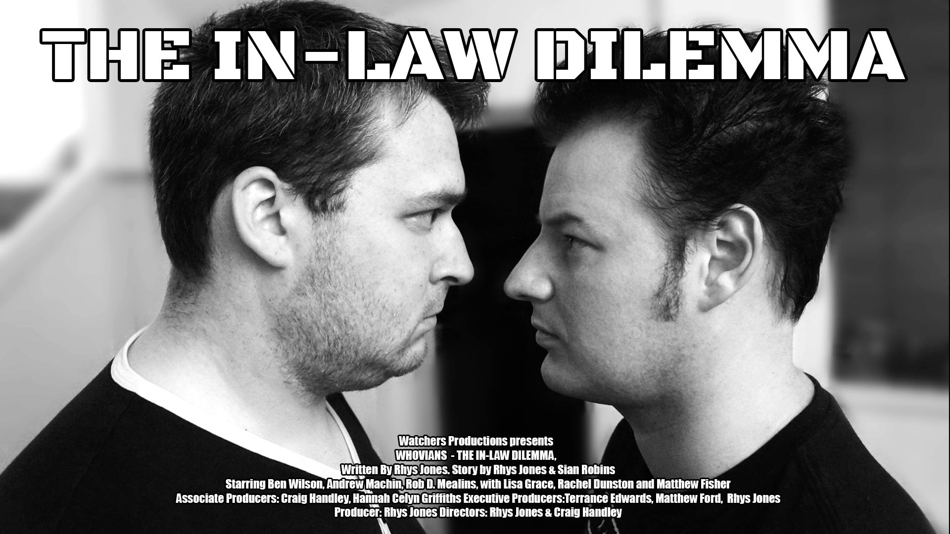 Episode 2.3 - The In-Law Dilemma