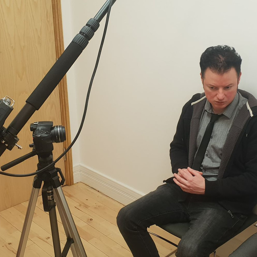 On Set Filming