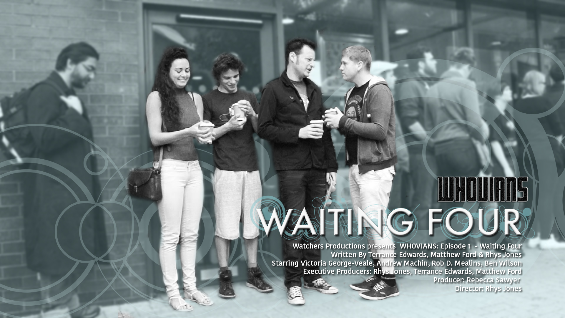 Episode 1 - Waiting Four