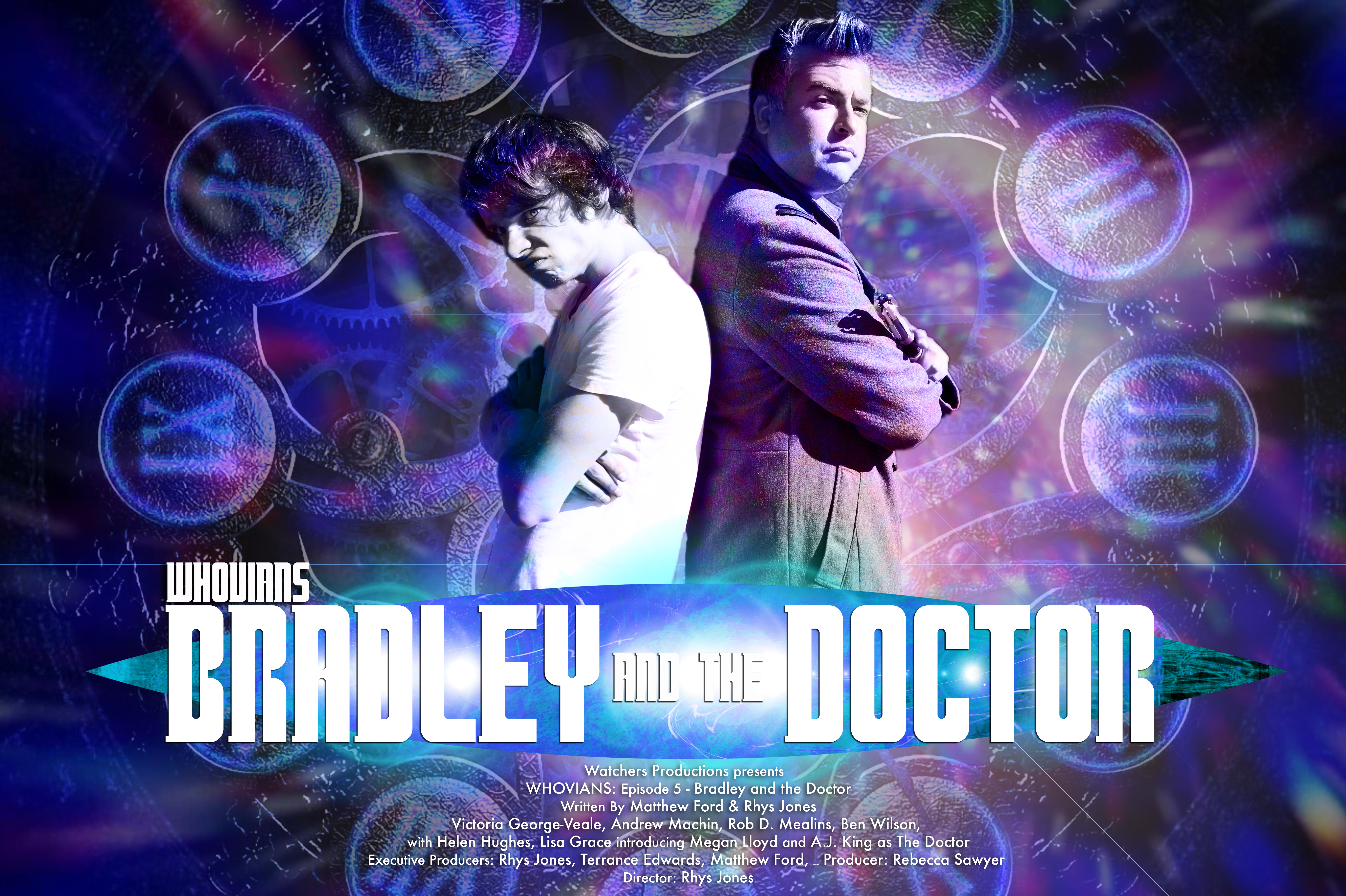 Episode 5 - Bradley and the Doctor