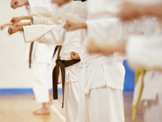 LOYALTY and its importance in the martial arts.