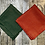 Thumbnail: Christmas Red or Green Gold Glitter