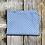 Thumbnail: Light Blue White Dots Pattern