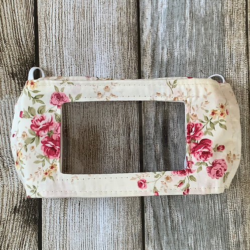 Ivory Floral Print