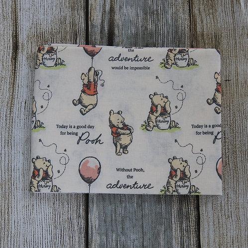 Cream Winnie the Pooh Print