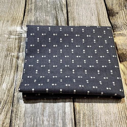 Grey Tones Dots Pattern
