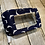Thumbnail: Navy Blue with White Dolphins
