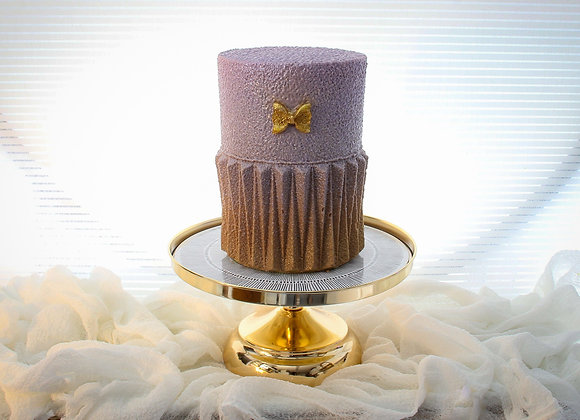 Lavender Cake / Double Tier 6'