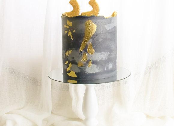 Brut Beton Cake