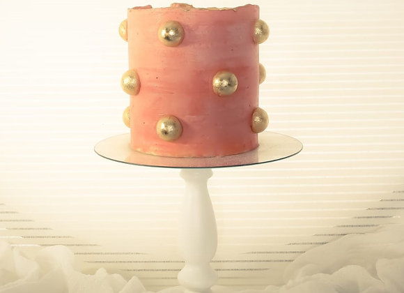 Sphere Cake / Golden Collection