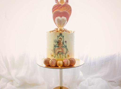 Fabulous Vanity Cake