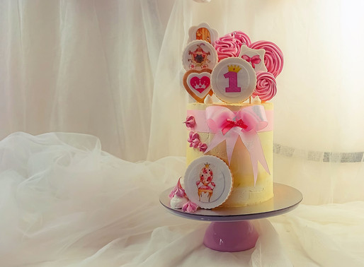 This Princess Cake Is a Dream