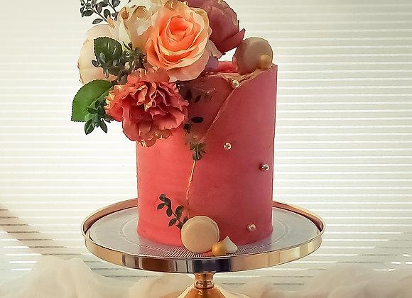 Bossa Nova Rouge Cake