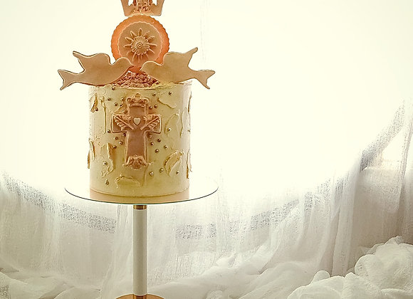 Consecration Cake