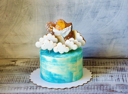 Are You Looking For a Baptism Cake?