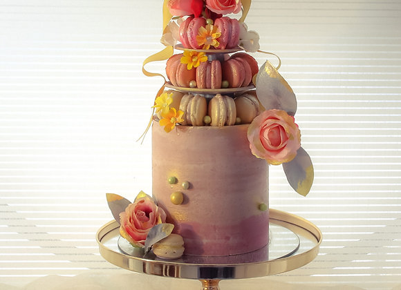 French Tower Macarons
