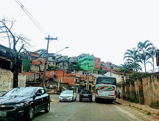 Espaços da Ong Ação Vida em Guarulhos