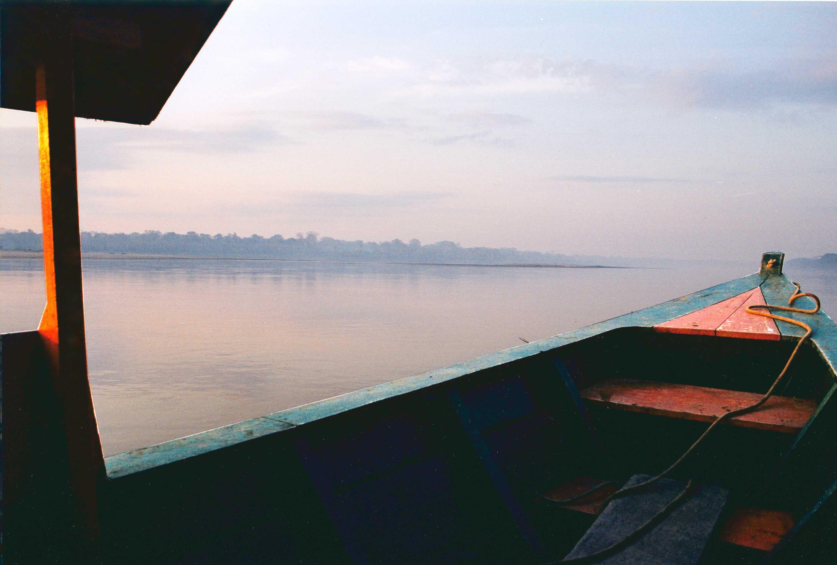 Río Madre de Dios, Amazon, Perú