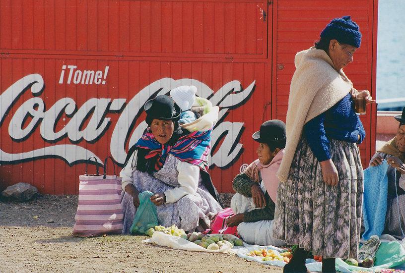 Lake Titicaca, Perú