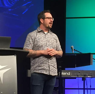 Pastor David Harrison