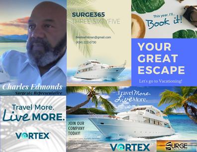 Surge 365 Vortex Vacations