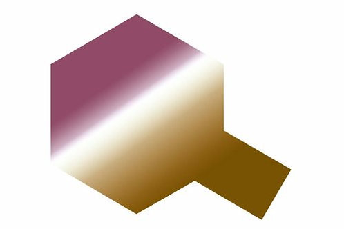 PS-47 Iridescent Pink/Gold. Polycarbonate Spray Tamiya 86047 - Rcbilen.no