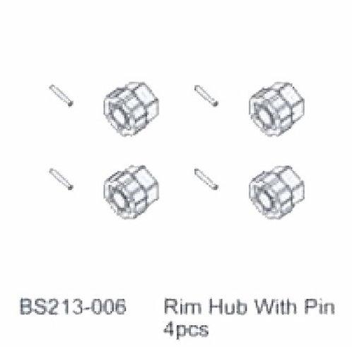 Rim Hub with pins BS213-006 - Rcbilen.no